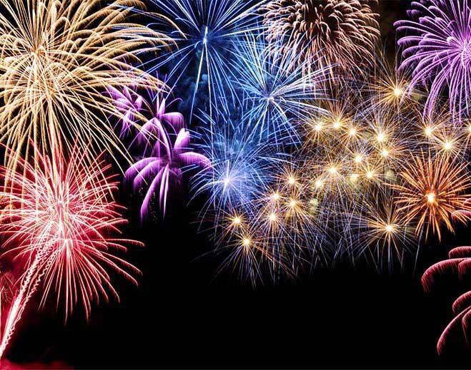 Safe fireworks