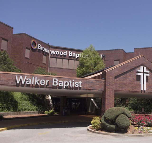 Walker Baptist Medical Center